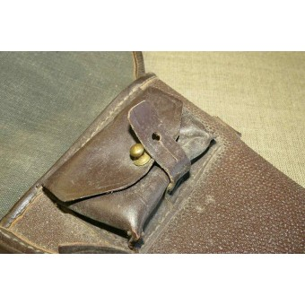Post war artificial leather Nagant 1895 holster. Espenlaub militaria