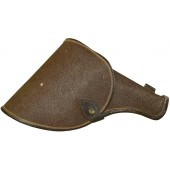 Post war artificial leather Nagant 1895 holster