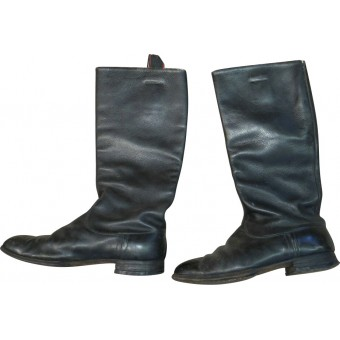 Red Army long leather boots.. Espenlaub militaria