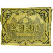 "WW2 Cigarettes ""ORIENT"" with its original content used by Wehrmacht and SS"