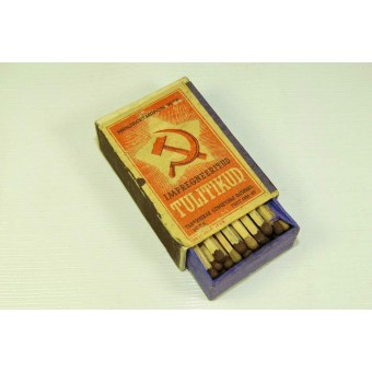 WW2 pattern safety Russian matches. Espenlaub militaria
