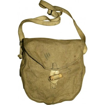 WW2 Soviet pouch for the DP-27 round magazines.. Espenlaub militaria