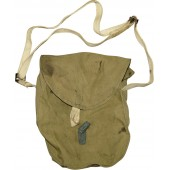 WW2 Soviet Russian bag for the DP-27 round magazines.