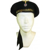 Kriegsmarine sailor's hat & white removable top cover
