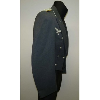 Luftwaffe officers evening gala jacket. Espenlaub militaria