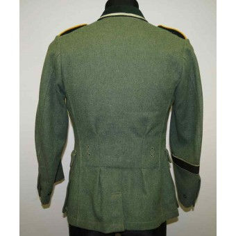 Wehrmacht Heer regiment Grossdeutschland M36 tunic in rank Rittmeister of Armored or Motorized reconnaisance. Espenlaub militaria