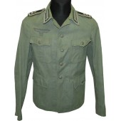 Wehrmacht Heeres Infanterie Oberfeldwebel tunic,  Ostfront issue