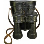 WW2 German Kriegsmarine Binoculars with a case for U-Boat crew