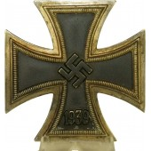 15 marked Eisernes Kreuz 1939 Otto Schickle Pforzheim