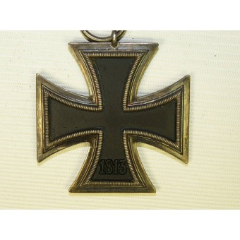 Eisernes Kreuz 1939, Iron cross second class-E. Ferdinand Wiedmann, with envelope. Espenlaub militaria