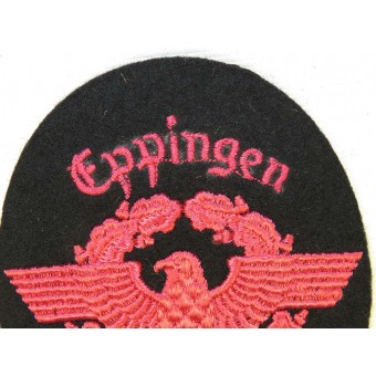 Eppingen Feuerschutzpolizei Fire protection police sleeve eagle