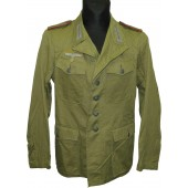 Heeres DAK M 42 Artillery tunic in mint, unissued condition