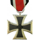 Iron cross 1939, 2nd class by Wilhelm Deumer, marked 3