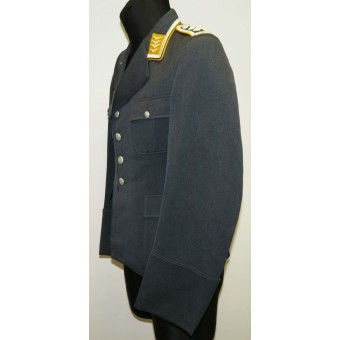 Luftwaffe Oberfeldwebel of Flying personnel or parachutists (Fallschirmjager)  private tailored tunic and trousers. Espenlaub militaria