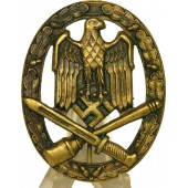 Allgemeine Sturmabzeichen-General Assault badge, early, circa 1940
