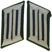 Wehrmacht medical service collar tabs