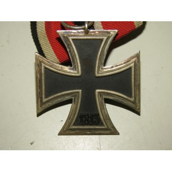 Iron cross 1939 L/13 marked Paul Meybauer. Espenlaub militaria