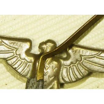 First model eagle for SA, SS and other branches of NSDAP. Espenlaub militaria