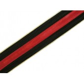Ribbon for 1.October 1938 medal. Anschluss Sudetenland