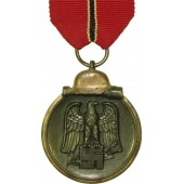 Rudolf Berge Medal for campaign in the eastern front 1941/42. Winterschlacht im Osten Medaille