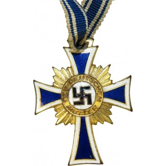 The Cross of Honor of the German Mother in gold, 1st class. Espenlaub militaria