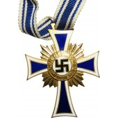 The Cross of Honor of the German Mother, Gold Class.