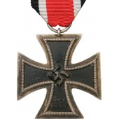 "Iron Cross, EK2, 2nd class, ""1939"", marked ""123"""