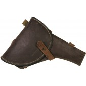 RKKA artificial leather universal holster for soviet pistol or revolver