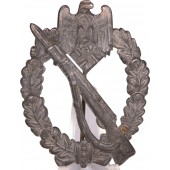 "Infantry assault badge B H Mayer ""Schickle design"""