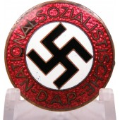 NSDAP member badge M1 / 157 Philipp Turks Witwe