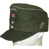 Officers Wehrmacht Heer Bergmütze - Jäger mountain troops cap