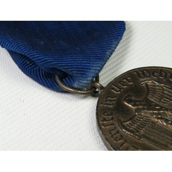 4 years of service in Wehrmacht medal. Espenlaub militaria
