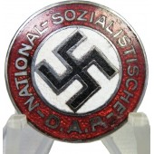 NSDAP member badge- Hoffstätter-Bonn