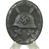 "Silver grade wound badge, 3rd Reich, marked ""30"" - Hauptmünzamt"