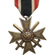 War Merit Cross with swords, KVK2, 1939