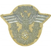 3rd Reich Sleeve eagle for polizei summer white tunic