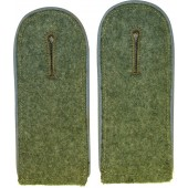 Wehrmacht m40 shoulder straps for automotive service in enlisted rank