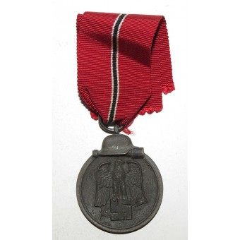 Medal for Winter campaign in Eastern Front 1941-42 year. 127 marked. Espenlaub militaria