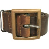 US Lend lease soviet used belt- 96 cm. Marked Reliable belt 1942