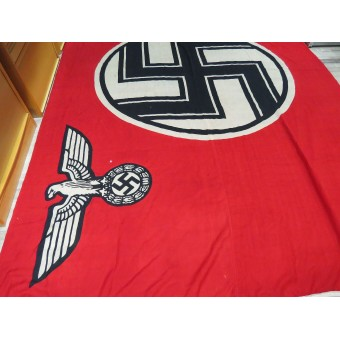 State service flag of the German Reich. Reichsdienstflag. Espenlaub militaria