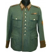 Third Reich Meister of Gendarmerie tunic