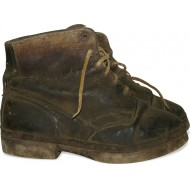 WW2 German KZ - camp shoes