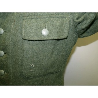German Heeres model 43 tunic.. Espenlaub militaria
