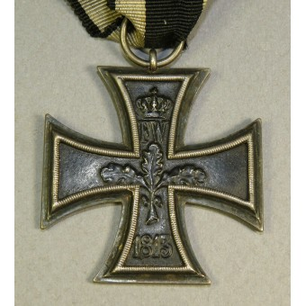 Imperial German Iron cross second class. Espenlaub militaria