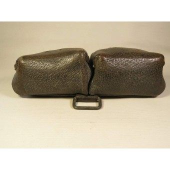 M 38 Mosin rifle leather ammo pouch. Espenlaub militaria