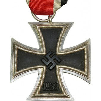 WW2 German Iron Cross 2nd class. Espenlaub militaria