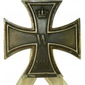 Eisernes Kreuz 1 Klasse 1914. Iron cross first class, 800 marked