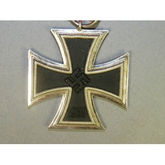 Iron cross 1939 year. Unmarked Deumer in very good  condition. Second class. Espenlaub militaria