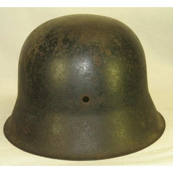 M 42 German Luftwaffe helmet. Shell only.. Espenlaub militaria