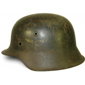 M 42 German Luftwaffe helmet. Shell only.